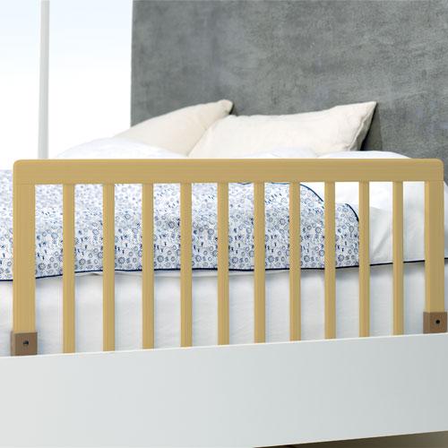 Baby Dan houten bedrek wit – Samen Slapen